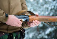 fusil de chasse semi automatique