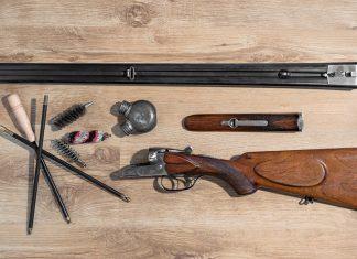 L'entretien des armes de chasse