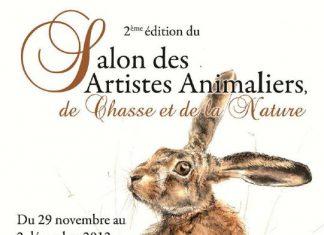 2ème salon des peintres animalier, de la chasse et de la nature