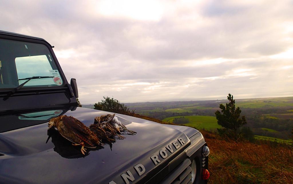Récit voyage de chasse au pays de Galles
