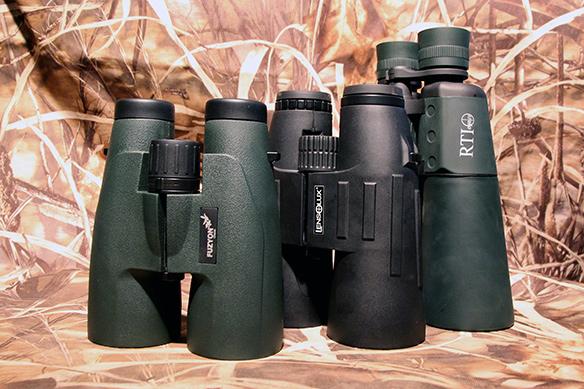 Test jumelle de chasse spéciale hutte sauvagainier