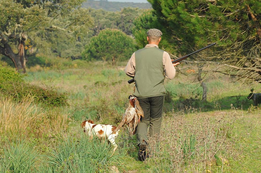 Chasse à la journée de la Miranderie en Dordogne
