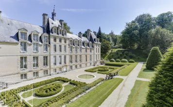 chateau lantheuil
