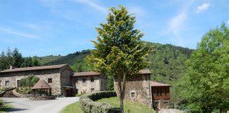 Domaine de Raboulet en Auvergne