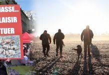 Avoir la bonne attitude face aux groupes anti-chasse