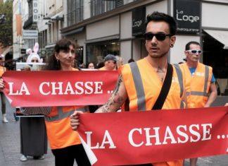 Manifestation anti chasse perpignan
