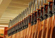 30 armes de chasse dérobées dans une armurerie