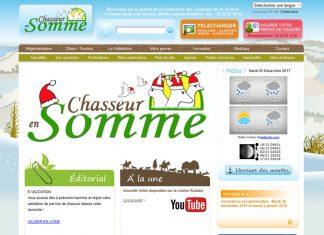 Le site de la fédération de la Somme hacké par les anti-chasses