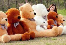 D'où vient le surnom de l'ours en peluche Teddy bear ?