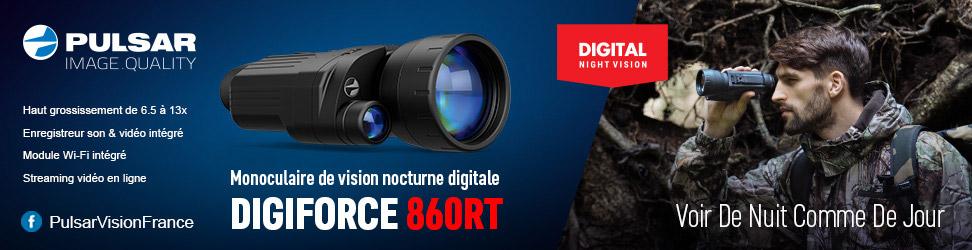 Digiforce 860RT, voyez de jour comme de nuit