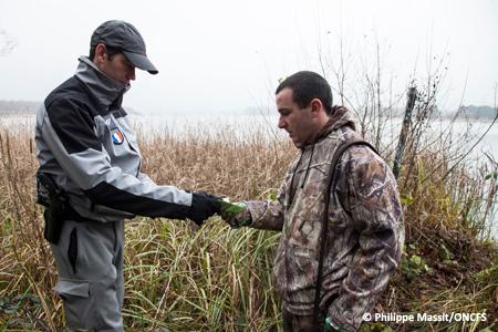Chasse au gibier d 39 eau en f vrier l 39 oncfs a men de - Office national de la chasse et de la faune sauvage ...