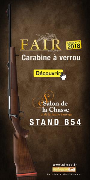 Carabine FAIR CF1