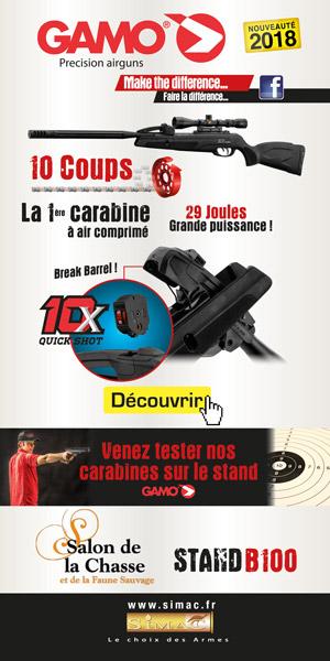 Carabine Gamo 10x maxxim