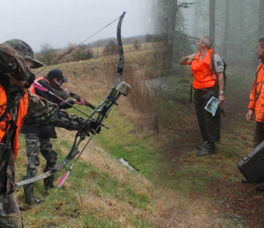 Se former grâce aux fédération des chasseurs