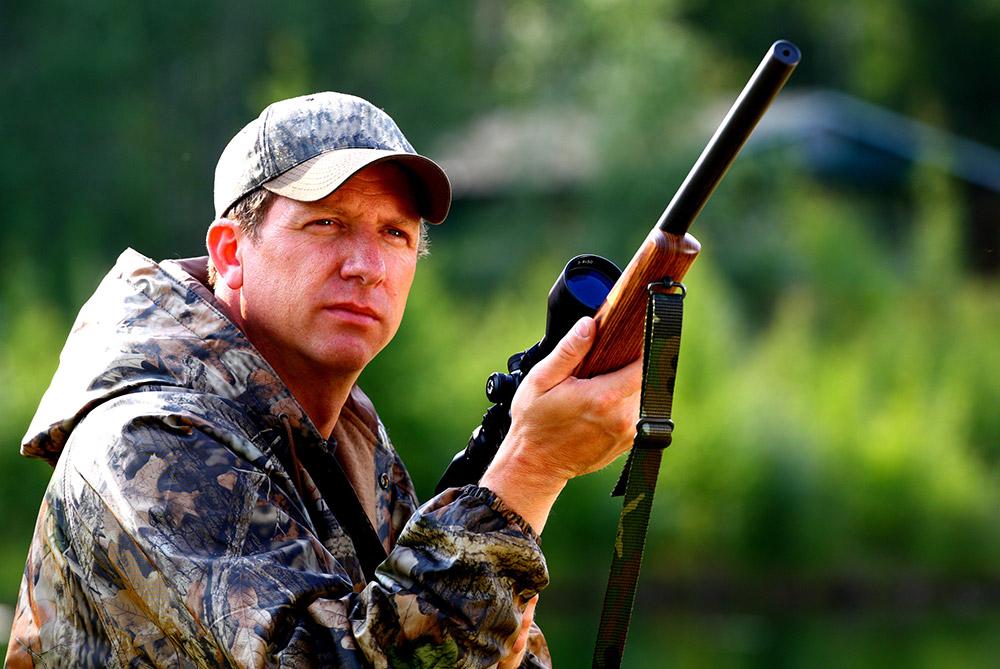 Peut-on chasser et tirer sur sa propriété ?
