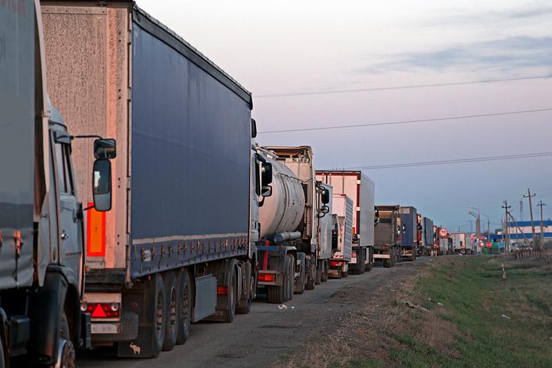 Le transport, notamment les camions est un fort vecteur de la ppa (peste porcine africaine)