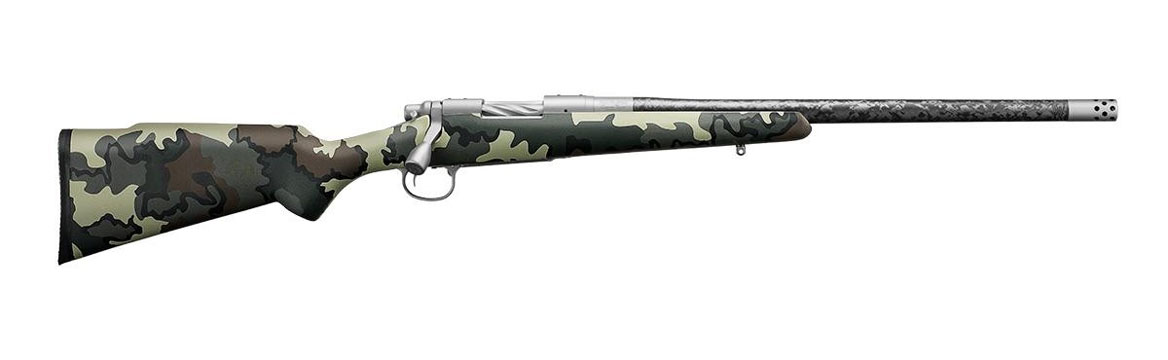 Carabine à verrou Remington 700 ultimate sheep rifle