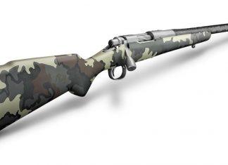 Carabine à verrou Remington 700 ultimate sheep rifle