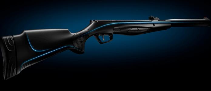 la RX20 est une carabine à air comprimé monocoup
