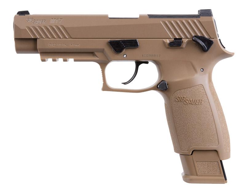 Pistolet Sig Sauer M17 P320 FDE