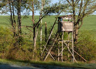Rhône : 10 miradors de chasse vandalisés