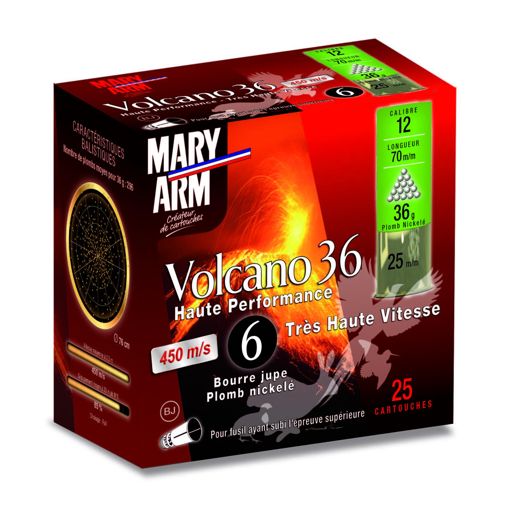 Boitage Mary Arm Volcano 36g