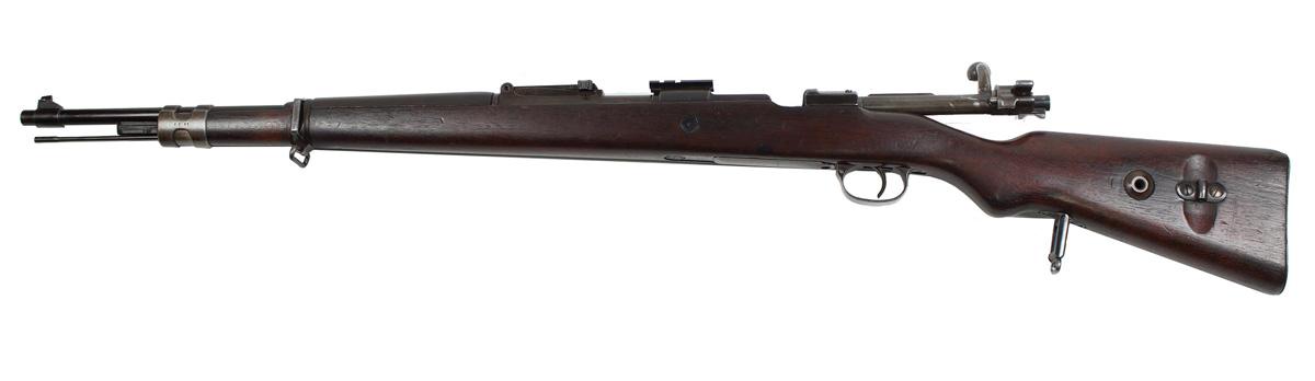 Mauser K98 en calibre 9.3x62