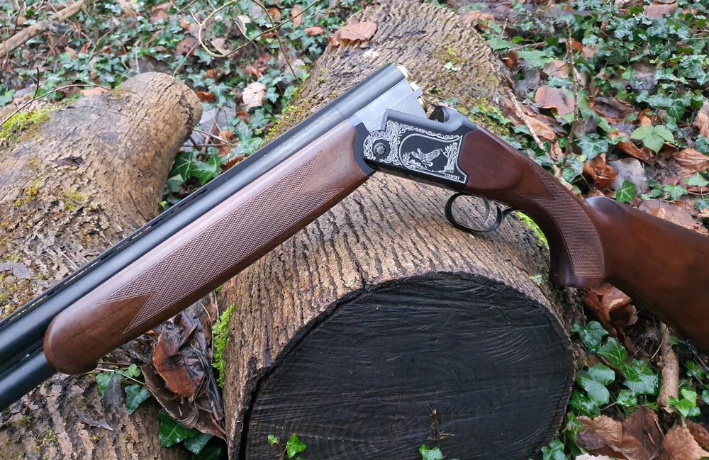 Essai armes de chasse fusil country calibre 12/76