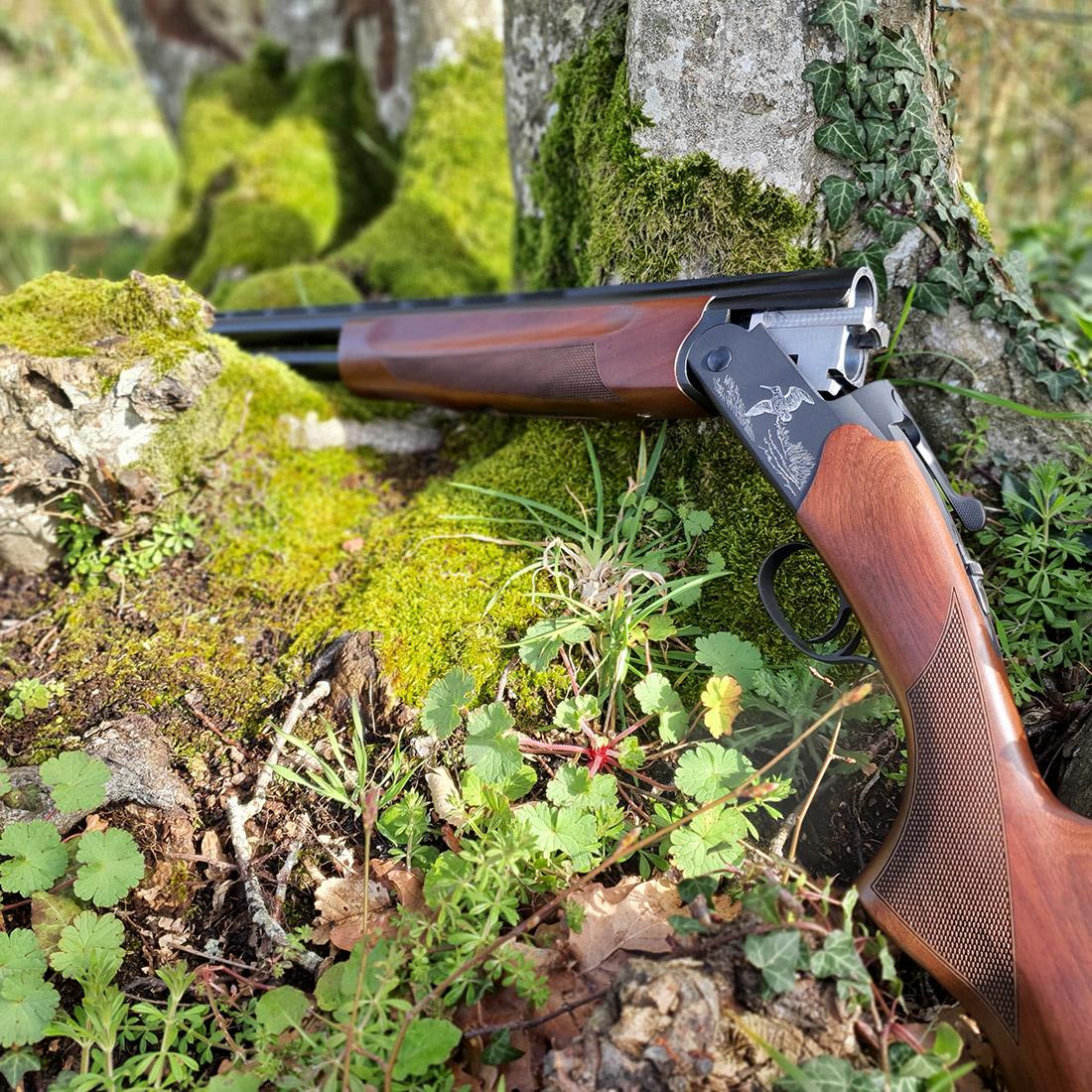 Un fusil exclusivement dédié à la chasse à la bécasse