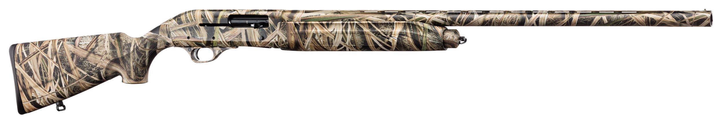 Fusil semi-automatique Country camo 12/76