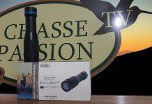 Monoculaire de vision thermique VIS1053