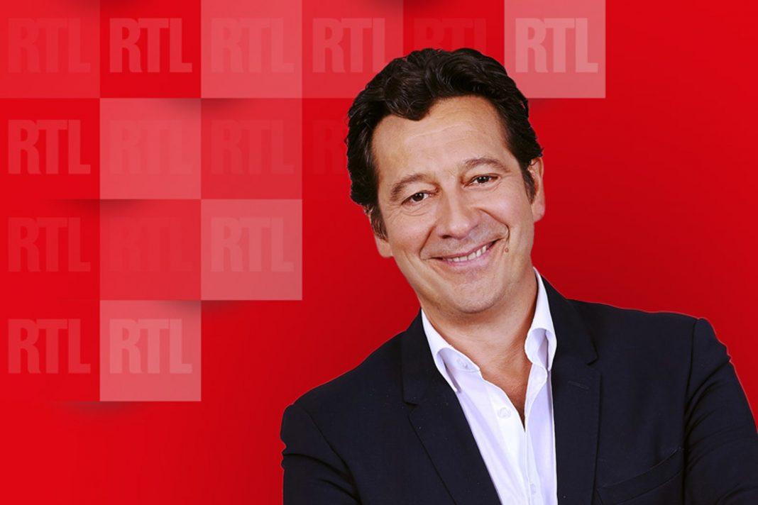Laurent Gerra sur RTL
