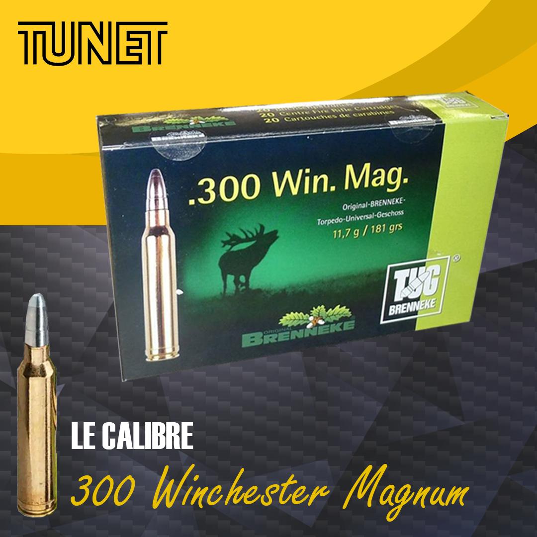 Le calibre 300 WM