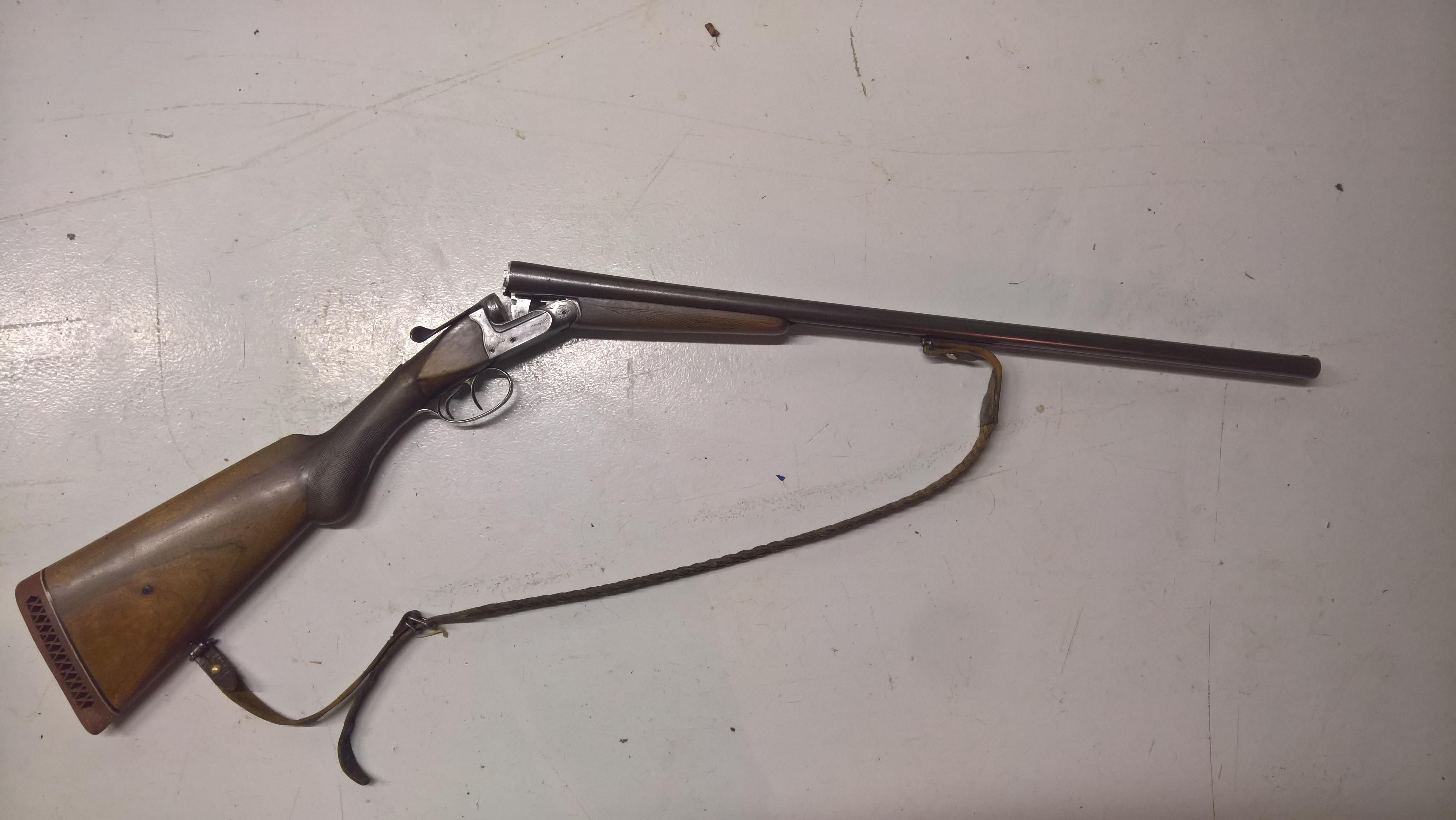 ba743ba7916 Information sur un fusil de famille - Chasse Passion